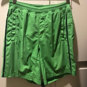 Men's size medium lululemon shorts